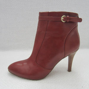9 NINE WEST sz 6 shoes heels boots bootie MAINSTAY